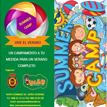 Summer Camp La Purísima 2018