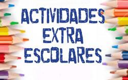 Oferta actividades extraescolares curso 2018/2019