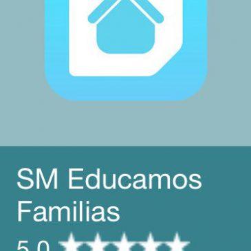 """Nueva App para smartphones """"Educamos"""""""