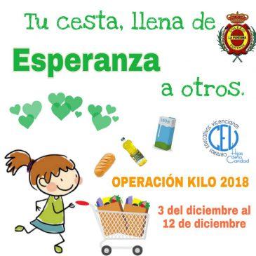 Operación Kilo 2018