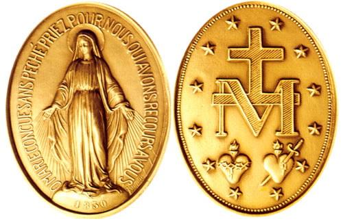 Danza – Virgen de la Medalla Milagrosa